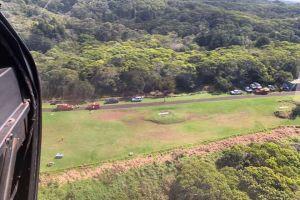 Muere niña de 13 años en el accidente aéreo de Hawái. Nadie sobrevivió