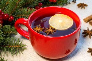 Aprende a preparar un buen ponche de frutas para este invierno, rico y bajas calorías