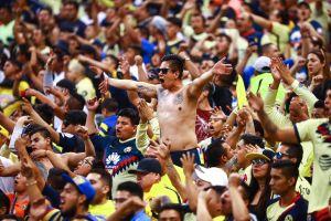 ¡Pura vida! Fanáticos de Costa Rica llegan al Estadio Azteca para apoyar al América