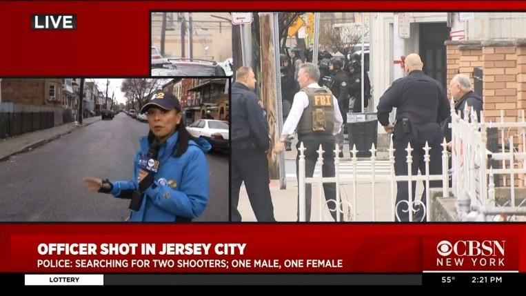 Cierran accesos a Jersey City tras tiroteo mortal en bodega