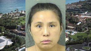 ICE detiene a otra ciudadana china por invadir casa de Trump en Florida