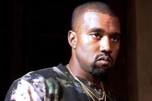 Kanye West mostró su primera prenda con GAP en medio de su romance con Irina Shayk