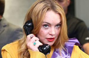 Lea Michele considera todo un honor haber logrado ofender a Lindsay Lohan