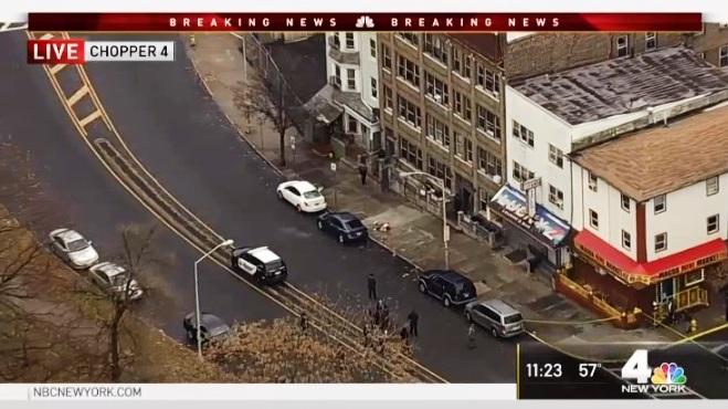 Dos niños hermanos fueron acuchillados en Nueva Jersey; uno murió