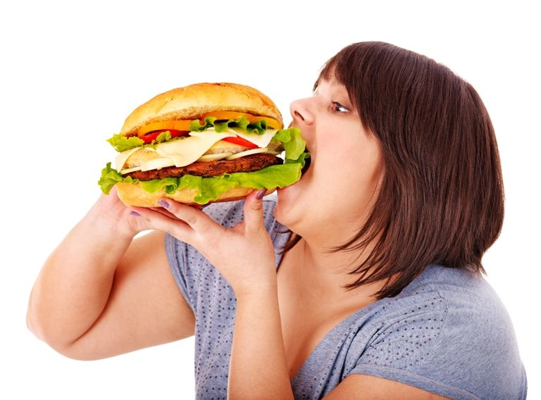 ¿La comida rápida es una droga?