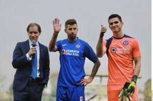 ¡Con pinta de goleador! Refuerzo estrella de Cruz Azul ya se estrenó con anotación