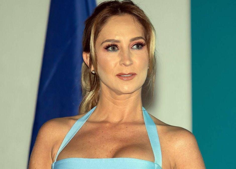 Geraldine Bazán revela cuántas cirugías estéticas se ha realizado