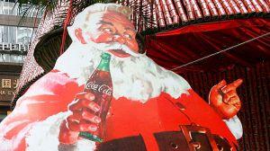 ¿Santa Claus fue creado por Coca–Cola?