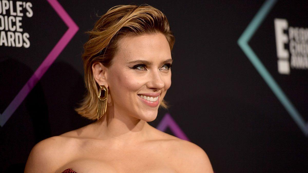 Scarlett Johansson podría estar en la lista negra de Disney.