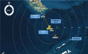 Desaparece avión militar chileno en su camino a la Antártida. Llevaba 38 personas a bordo