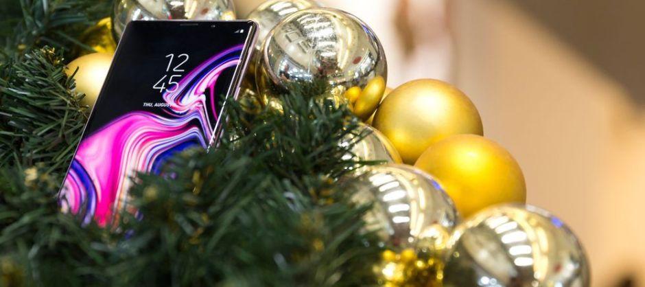 5 opciones de productos Samsung que están en oferta para regalar esta navidad