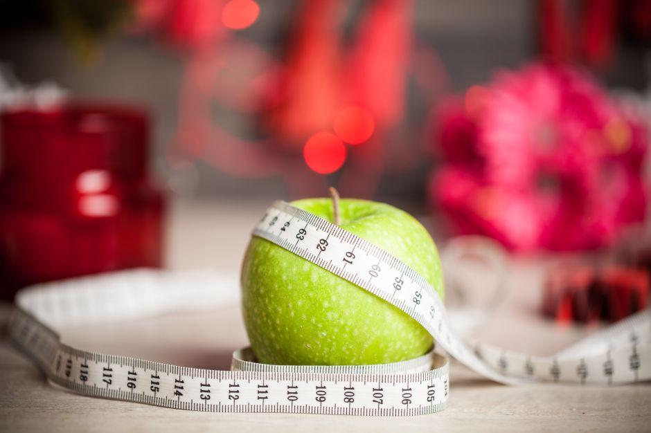 7 tips que te ayudarán a bajar de peso tras la Navidad