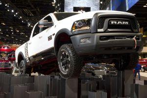 La Ram Heavy Duty es la camioneta MotorTrend del 2020