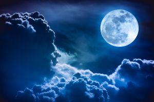 """""""Luna fría"""" y 5 planetas a la vista, el espectáculo astronómico que podrás disfrutar esta noche"""