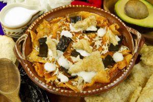 Recetas: Irresistible sopa mexicana de tortilla