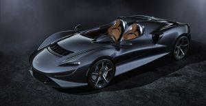 """El nuevo McLaren Elva convertible crea una """"burbuja de calma"""" para el conductor, sin vidrio parabrisas"""