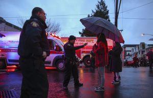 Suman seis los muertos tras un tiroteo en Jersey City, entre ellos un policía