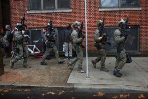 Reportan tiroteo en Jersey City; al menos dos policías heridos