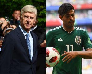 Arsene Wegner reveló la razón por la que Carlos Vela no brilló en el Arsenal