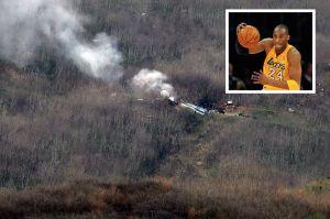 Ascienden a 9 las víctimas mortales en accidente aéreo en el que murió Kobe Bryant y su hija