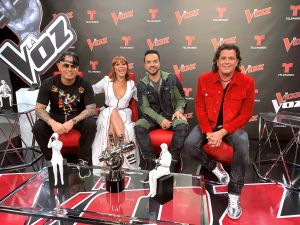 Alejandra Guzmán, Fonsi, Wisin y Carlos Vives lanzan advertencia: serán implacables en La Voz US