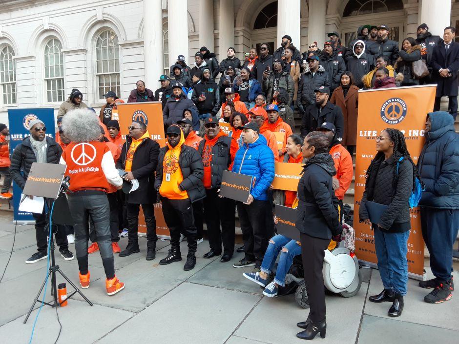 Coaliciones 'interruptoras' de la violencia en NYC alzan la voz en la Semana de la Paz