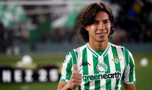 Diego Lainez arranca el 2020 con una oportunidad de consolidarse en Europa