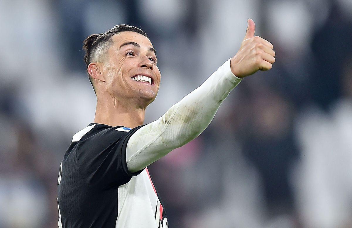 ¡Con la cuchara grande! Cristiano Ronaldo marcó un hat-trick en su primer juego del año