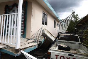 Fuerte sismo magnitud 5.4 provoca daños de estructuras en Puerto Rico