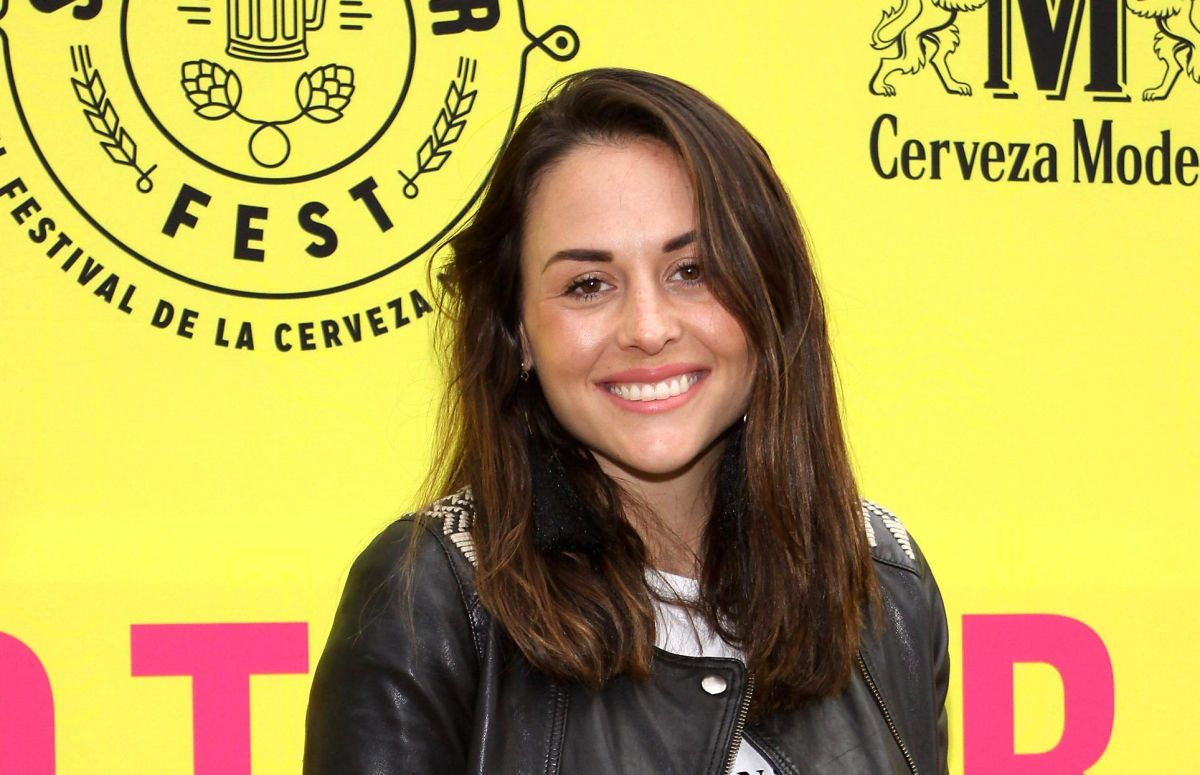 Zuria Vega reveló que provocó una crisis familiar con su primer protagónico