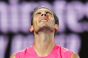 ¡Rafael Nadal se levantó con el pie izquierdo!: Le negaron la entrada a los vestidores, discutió con la juez y quedó eliminado del Australian Open
