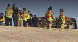 Texas: Policía y bombero mueren al ser atropellados en la escena de un accidente en Lubbock