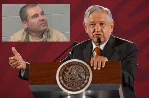 El Chapo Guzmán tenía el mismo poder del presidente de México, asegura AMLO