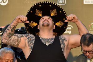 Quieren al 'gordito' Andy Ruiz de regreso en el ring, y le ofrecen cheque con 7 cifras