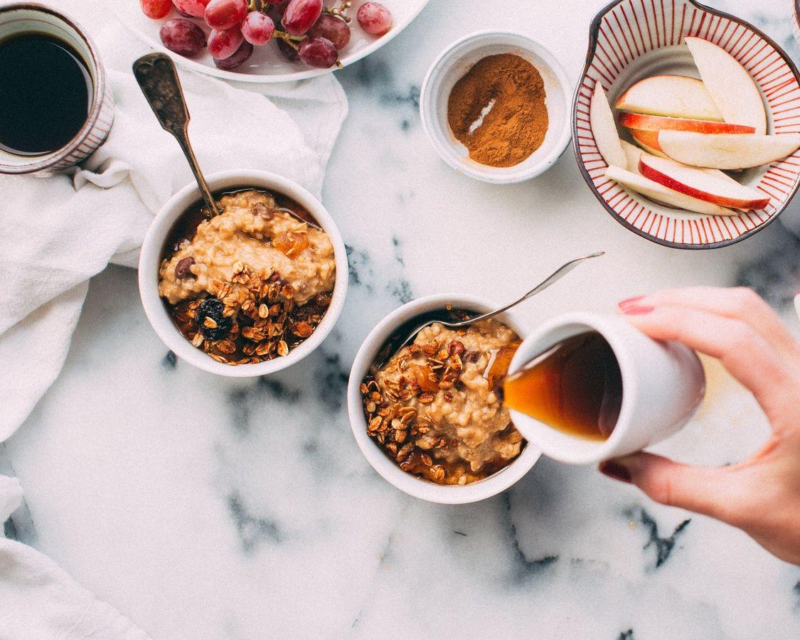 Grandiosos reemplazos de alimentos procesados por opciones saludables y naturales.