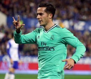 Caminando: Real Madrid vence 4-0 al Zaragoza en la Copa del Rey