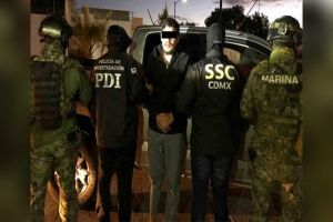 VIDEO: Cae el Lunares, narco relacionado con asesinato de varios famosos en México