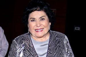 Carmen Salinas confesó haberse orinado encima con todo y ropa