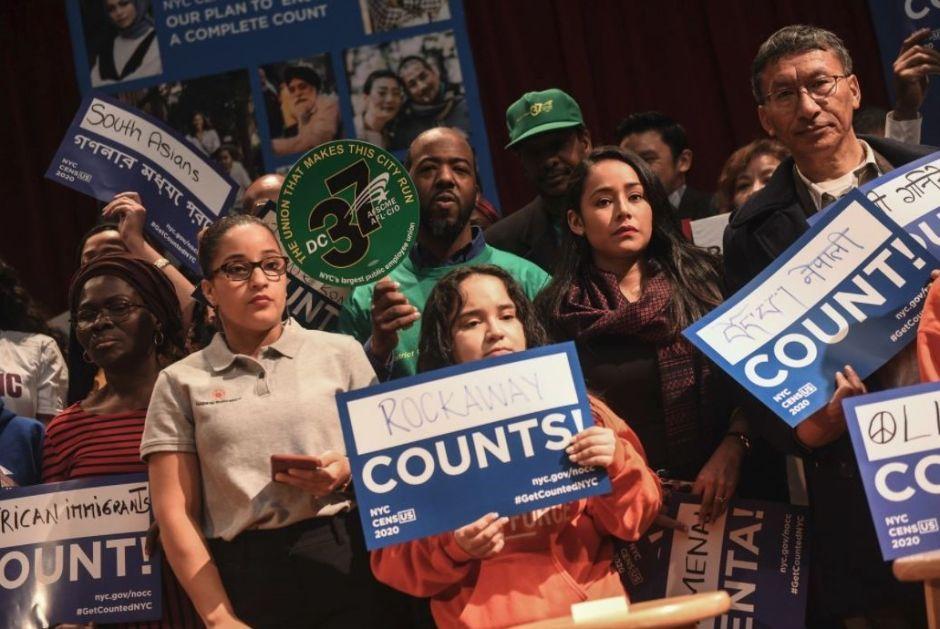 NYC lanza campaña para asegurar que todos sean contados en el Censo 2020