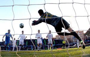 El Real Madrid una máquina en defensa gracias a Thibaut Courtois, el mejor arquero de La Liga