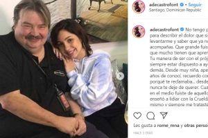 Youtuber Andrea de Castro hace pausa en República Dominicana para recordar a un amigo muy especial