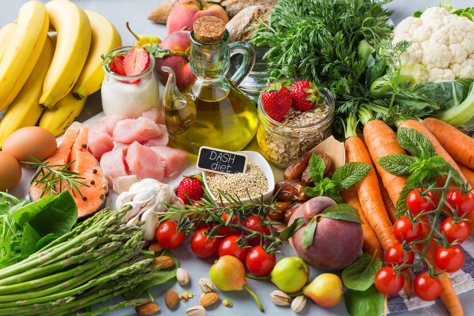 Por qué la dieta DASH es mejor y más segura que la dieta..