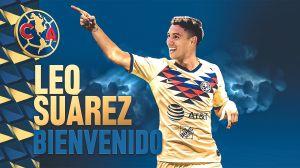 El América anuncia a su nuevo refuerzo: ¡Un delantero argentino procedente de España!