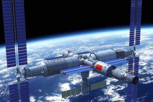 China se alista a lanzar el centro de mando de su estación espacial