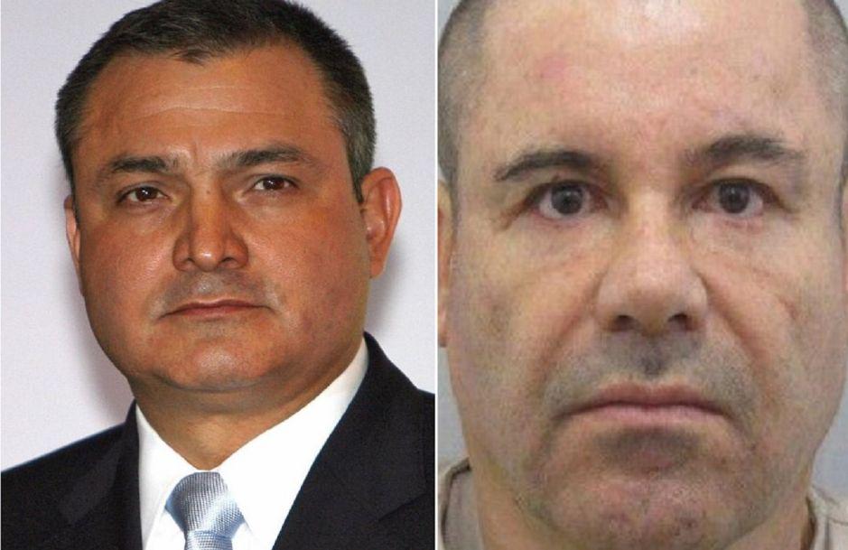 """¿El caso de Genaro García Luna podría ayudar a """"El Chapo""""?"""