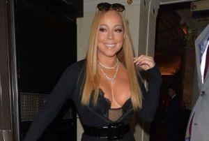 Mariah Carey se suma al Dolly Parton Challenge con fotos de sus exparejas