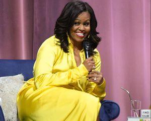 Michelle Obama se cuela entre los ganadores de los Grammy ¡¿qué premio ganó?!