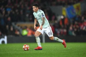 La debilidad de 'Carletto': Ancelotti quiere -otra vez- a James Rodríguez para su renovado Everton