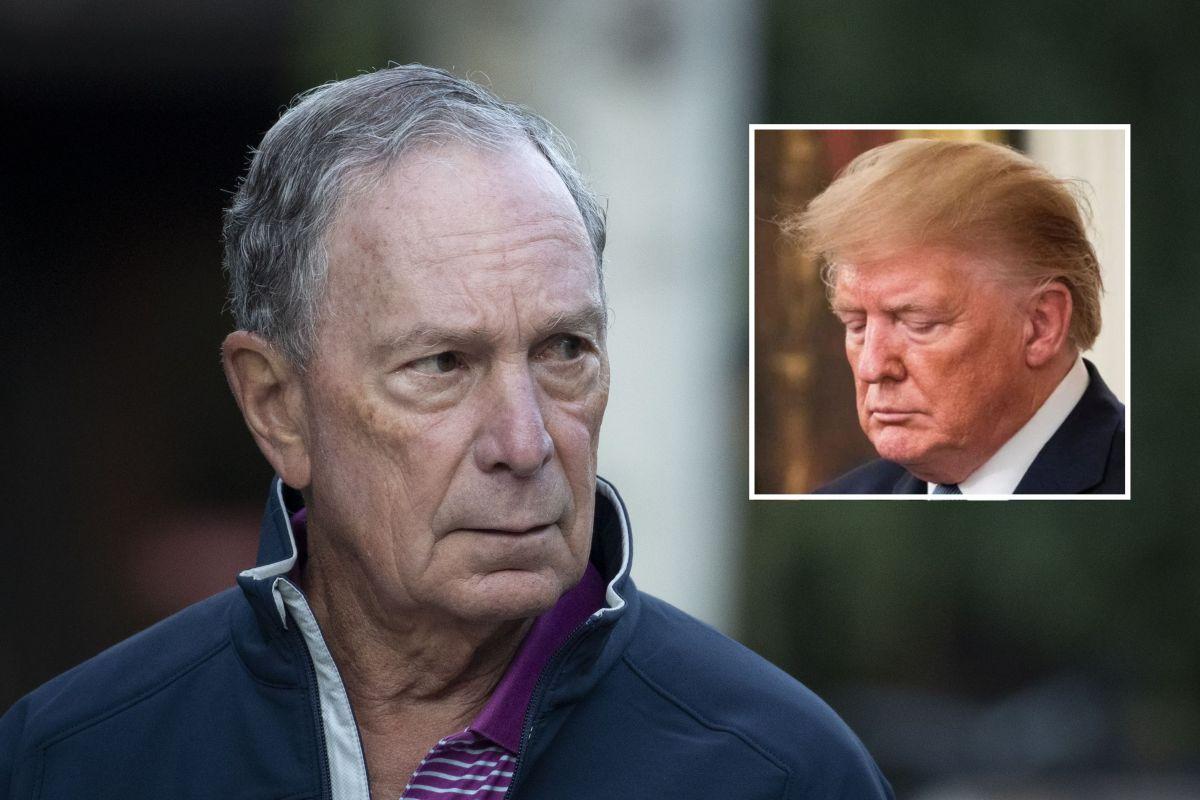 Encuesta: neoyorquinos creen que Trump será reelecto, pero votarán por Bloomberg para impedirlo