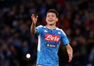 "VIDEO: ""Chucky"" Lozano está imparable; marcó otro golazo en amistoso del Napoli"